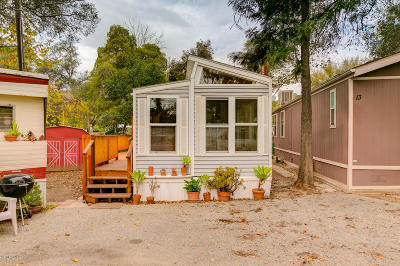 Ojai Mobile Home For Sale: 474 Arnaz Street #14