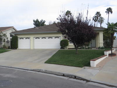 Camarillo Single Family Home For Sale: 1968 Baja Vista Way