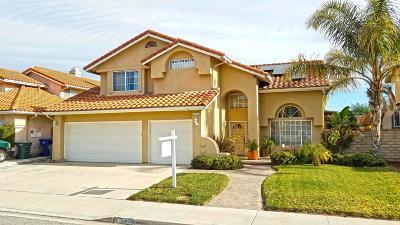 Fillmore Single Family Home Active Under Contract: 440 Mockingbird Lane