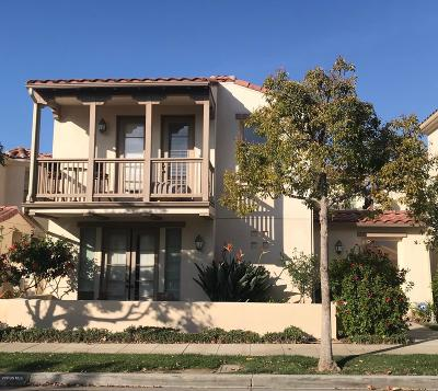Camarillo Single Family Home For Sale: 341 Frys Harbor Drive