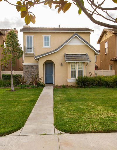 Oxnard Single Family Home Active Under Contract: 346 Lakeview Court