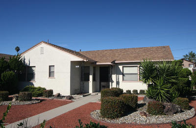 Oxnard Single Family Home Active Under Contract: 565 E Channel Islands Boulevard