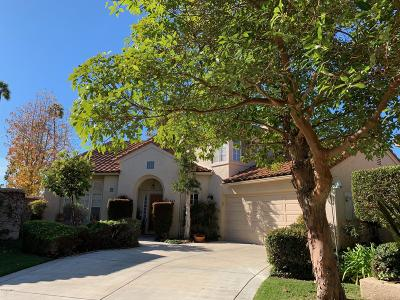 Santa Paula Single Family Home Active Under Contract: 1089 Corte La Brisa