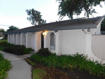 Oxnard Rental For Rent: 603 Holly Avenue