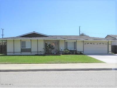 Camarillo Rental For Rent: 1460 Nordman Drive