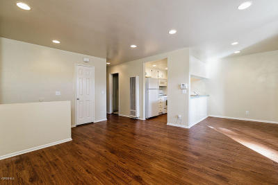 Santa Paula  Condo/Townhouse Active Under Contract: 318 W Santa Barbara Street