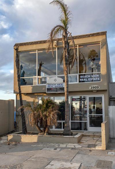 Oxnard Commercial Active Under Contract: 2909 Ocean Drive