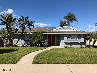 Oxnard Rental For Rent: 767 W Robert Avenue