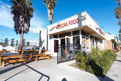 Oxnard Commercial For Sale: 345 S C Street