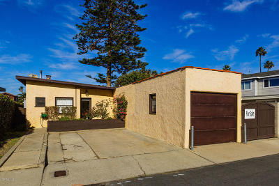Ventura Single Family Home For Sale: 1141 Cornwall Lane