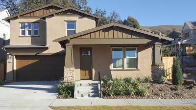 Ventura Single Family Home For Sale: 2642 Kiowa Street