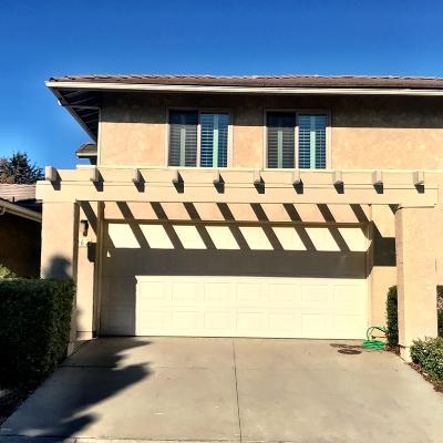Ventura Condo/Townhouse Active Under Contract: 962 Murdoch Lane
