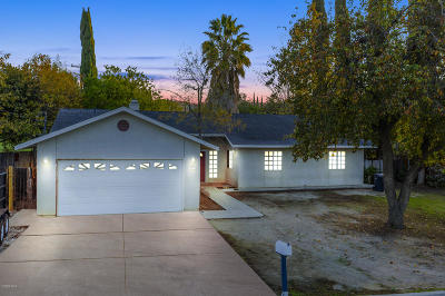 Thousand Oaks Single Family Home For Sale: 2010 Fullbroke Drive
