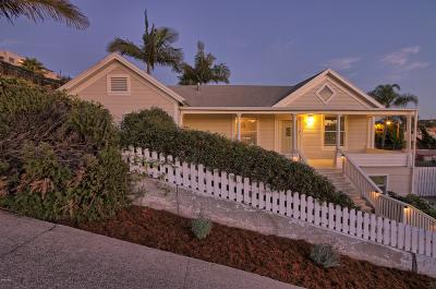 Ventura Single Family Home For Sale: 84 Palm Street