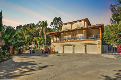 Santa Rosa (ven) Single Family Home For Sale: 12059 Pradera Road