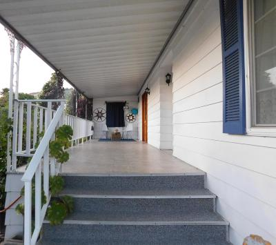 Fillmore Mobile Home For Sale: 250 E Telegraph Road #255
