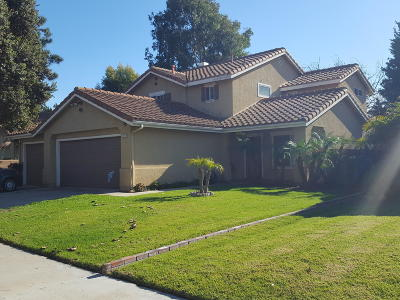 Oxnard Single Family Home Active Under Contract: 3710 Nantucket Parkway