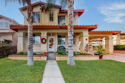 Ventura Single Family Home For Sale: 217 Kennedy Avenue
