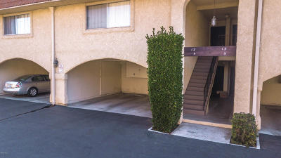 Simi Valley Condo/Townhouse Active Under Contract: 1256 Patricia Avenue #4