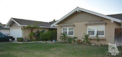 Oxnard Rental For Rent: 1205 Lawrence Way