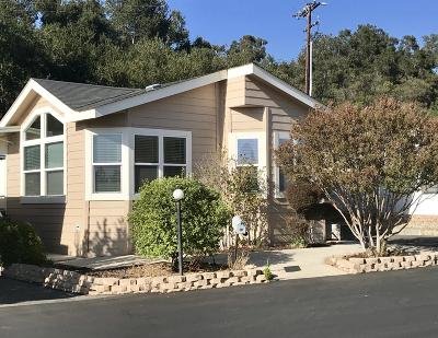 Ojai Mobile Home For Sale: 1202 Loma Drive #15