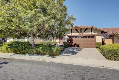 Thousand Oaks Single Family Home Active Under Contract: 3633 Raincloud Court