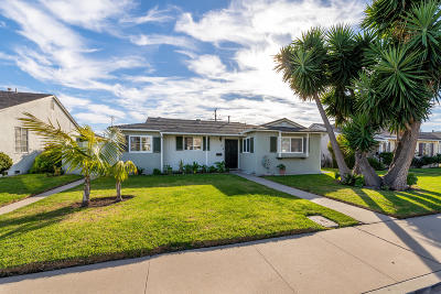 Oxnard Single Family Home For Sale: 730 Devonshire Drive