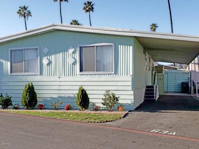 Santa Paula Mobile Home For Sale: 265 Beckwith Road #63a