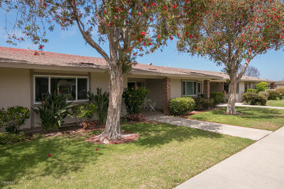 Port Hueneme Single Family Home For Sale: 167 W Bay Boulevard