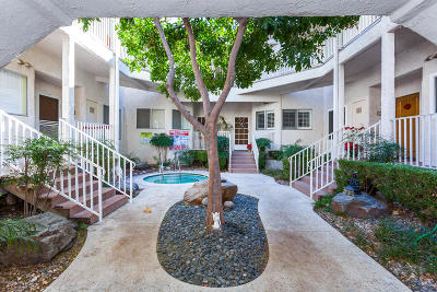 Simi Valley Condo/Townhouse For Sale: 3354 Darby Street #420