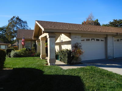 Camarillo Single Family Home For Sale: 35221 Village 35