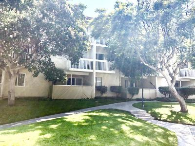 Port Hueneme Condo/Townhouse For Sale: 225 S Ventura Road #92