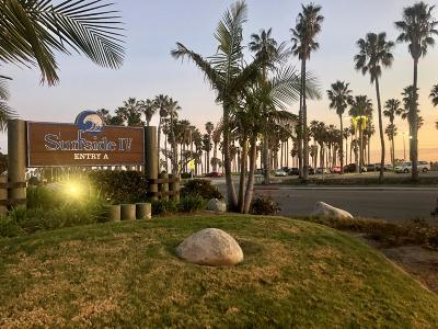 Port Hueneme Condo/Townhouse For Sale: 707 Island View Circle