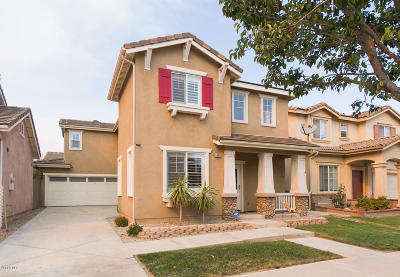 Oxnard Single Family Home For Sale: 1641 Sonata Drive