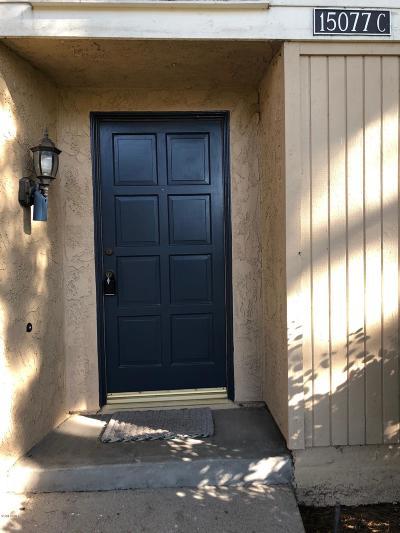 Moorpark Rental For Rent: 15077 Varsity Street #C