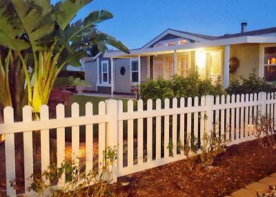 Ventura Mobile Home For Sale: 33 Remington Avenue #33