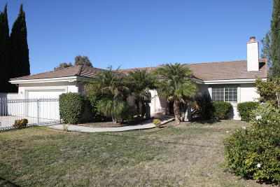 Simi Valley Multi Family Home Active Under Contract: 321 Royal Avenue