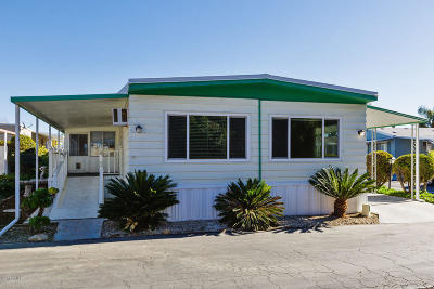 Ventura Mobile Home For Sale: 217 Youmans Drive