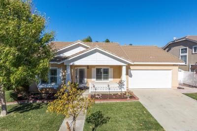 Fillmore Single Family Home Active Under Contract: 955 Santa Fe Street