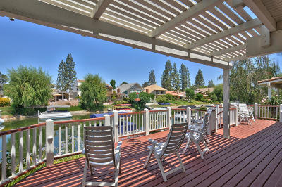Westlake Village Single Family Home For Sale: 4009 Whitesail Circle