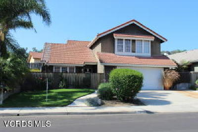 Camarillo Single Family Home Active Under Contract: 5969 Palomar Circle