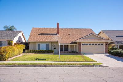 Ventura Single Family Home For Sale: 370 Montebello Avenue