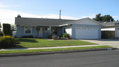 Ventura Single Family Home For Sale: 371 Bucknell Avenue