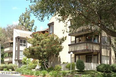 Ventura County Rental For Rent: 824 Pinetree Circle #24