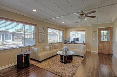 Ventura County Mobile Home Active Under Contract: 128 Calle De La Rosa