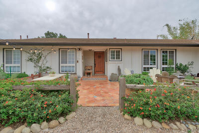 Moorpark Single Family Home Active Under Contract: 8305 Fruitvale Avenue