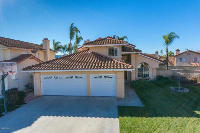 Fillmore Single Family Home For Sale: 1122 King Street