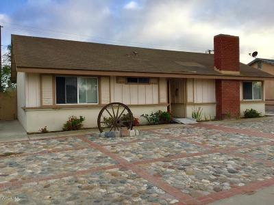 Oxnard Single Family Home For Sale: 834 W Channel Islands Boulevard