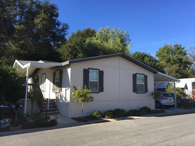 Ojai Mobile Home Active Under Contract: 950 Woodland Avenue #31