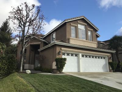 Oak Park Single Family Home For Sale: 5371 Carmento Drive